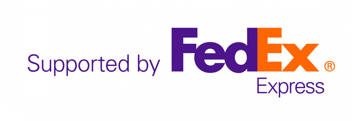 Supported by FedEx Express